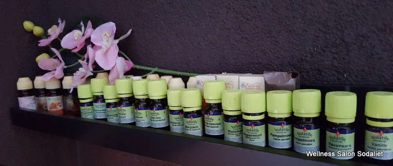 Aromatherapie - Wellness salon sodaliet.nl