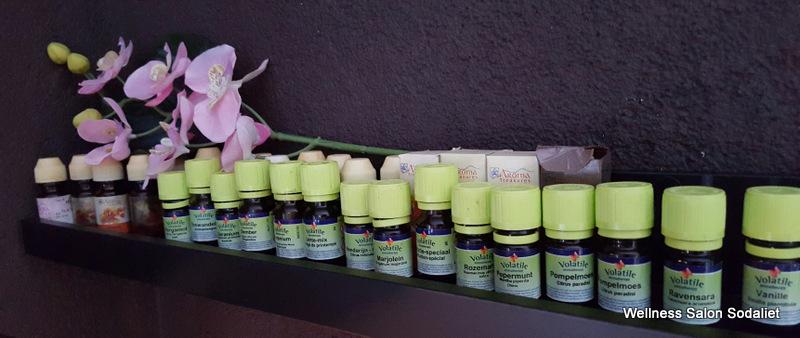 Aromatherapie - Wellness salon sodaliet.nl